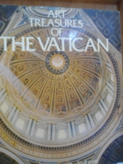 Art treasures of the Vatican Architecture Painting Sculpture