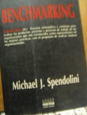 Benchmarking Michael J. Spendolini