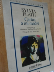 Cartas a mi madre Sylvia Plath