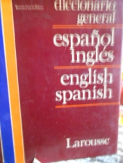 Diccionario general español inglés english spanish