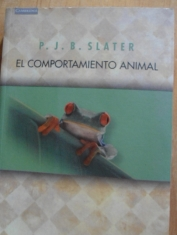 El comportamiento animal P. J. B- Slater