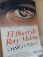El placer de Rory Malone Charles Panati
