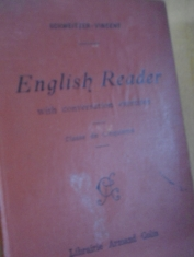 English reader with conversation exercises Classe de Cinquieme