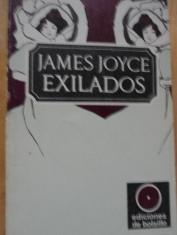 Exilados James Joyce