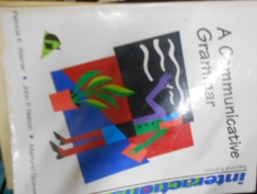 Interactions Access A listening/speaking book, A commuincative grammar (2 libros, precio por los dos)