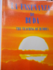 La enseñanza de Buda-The teaching of Buddha