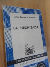 La hechizada Julio Barbey d`Aurevilly