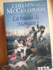 La huida de Morgan Colleen McCullough