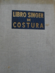 Libro Singer de costura Mary Brooks Picken