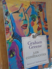 Los comediantes Graham Greene