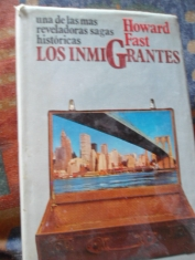 Los inmigrantes Howard Fast