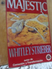 Majestic Whitley Strieber