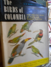 The birds of Colombia and adjacent áreas of South and Central America. R. Meyer de Schauensee