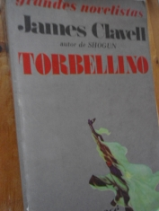 Torbellino James Clavell