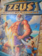 Zeus Master of Olympus. Build Cities, challenge the gods, become a legend